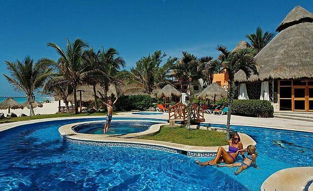 Mahekal Beach Resort Playa Del Carmen Ex Shangri La Caribe